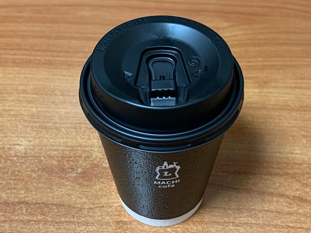 マチカフェ ホットコーヒーSサイズ