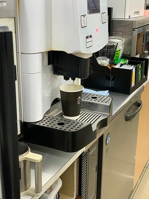 マチカフェ コーヒーマシン