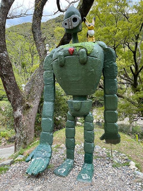 ジブリ・ロボット兵